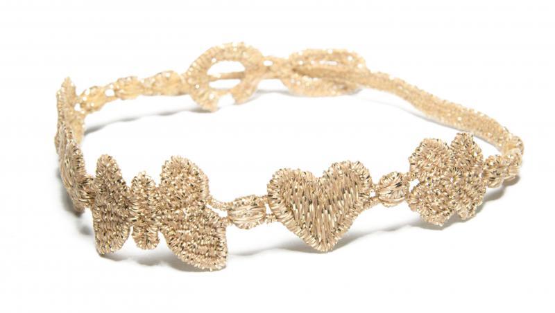Náramok CRUCIANI Šťastie - láska - hojnosť lesklá zlatá sandalwood