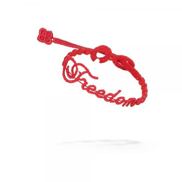 Freedom červená
