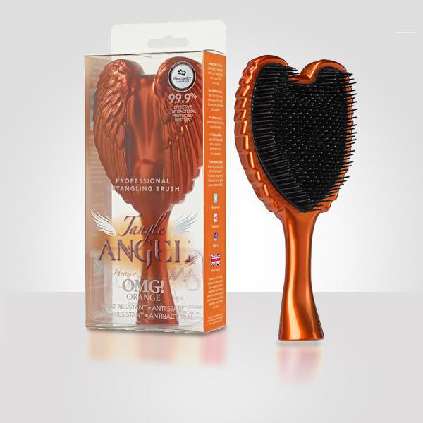 Tangle Angel OMG Orange