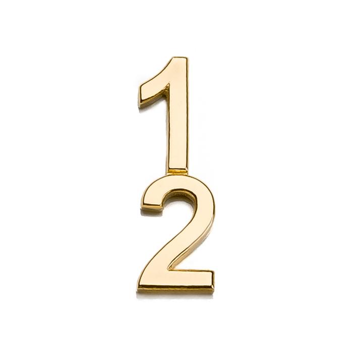 Špeciálna kolekcia deň D, 14kt zlato, číslo 12