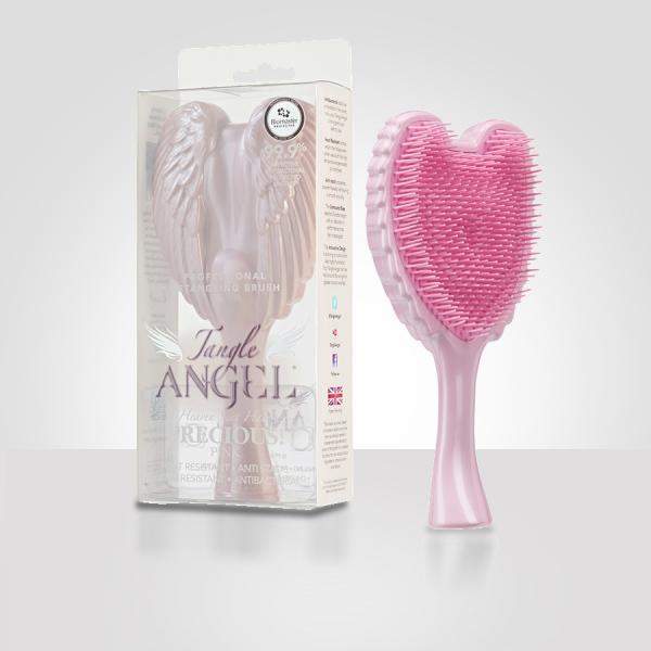 Tangle Angel Precious Pink