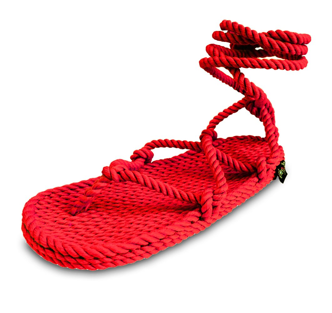 Sandále NOMADIC STATE of MIND - ROMANO - RED