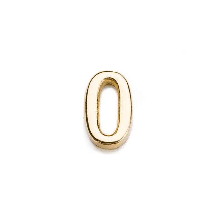 Špeciálna kolekcia deň D, 14kt zlato, číslo 0