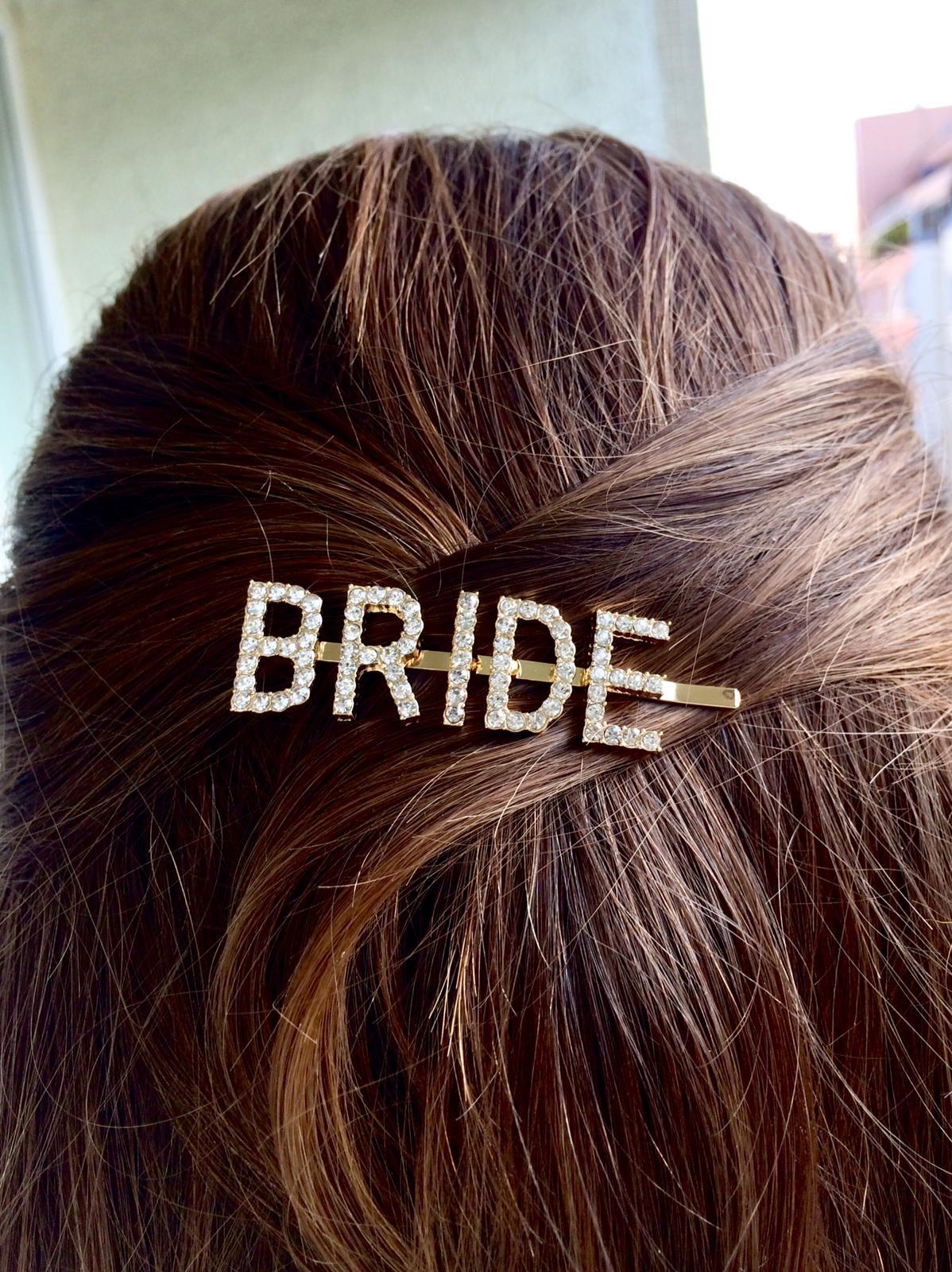 MRS - BRIDE sponky do vlasov