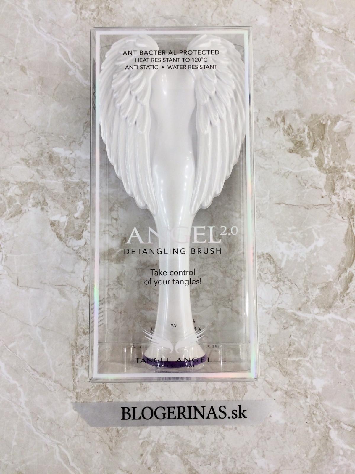 TANGLE ANGEL - WHITE SPIRIT 2.0