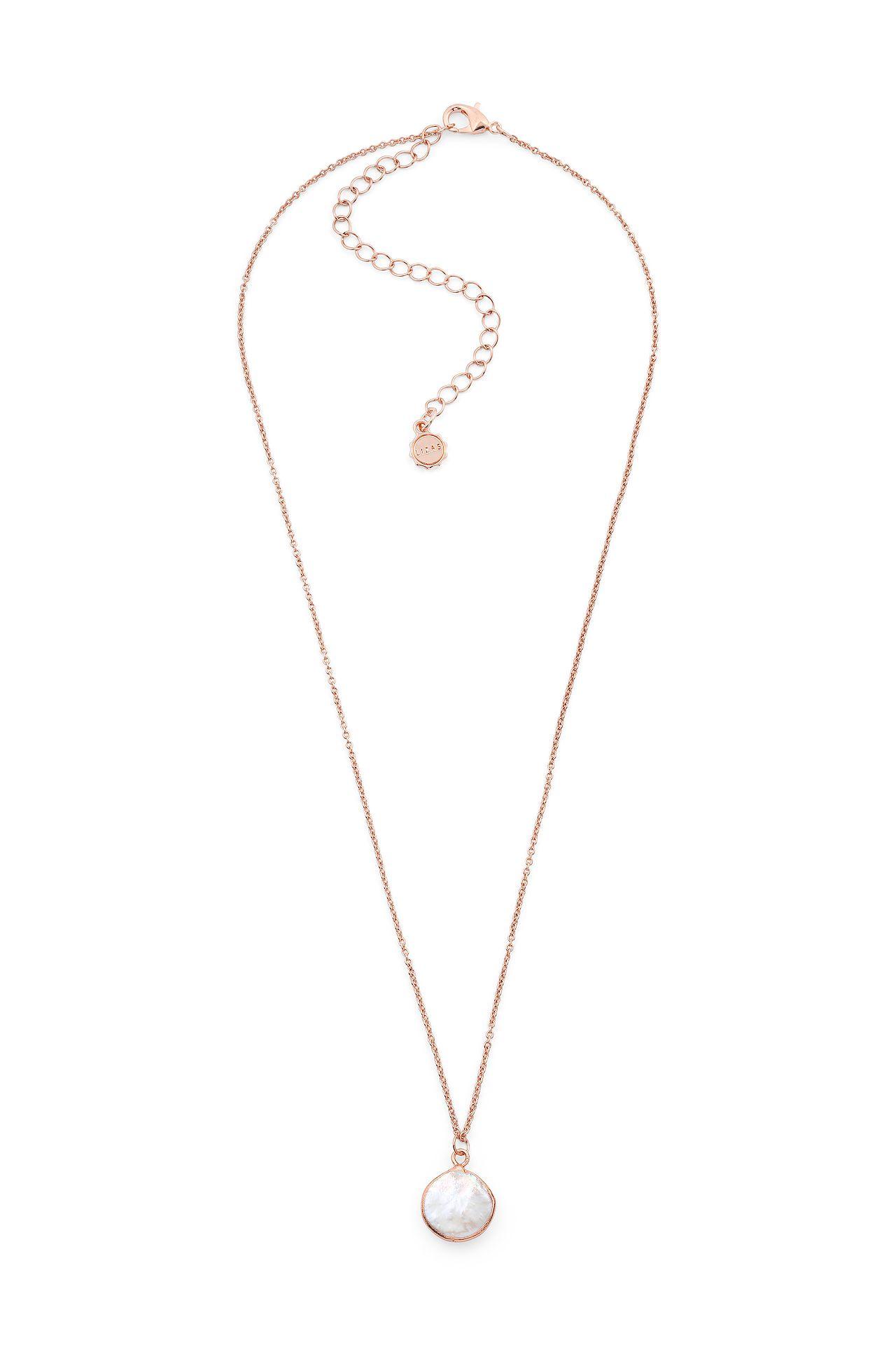 Náhrdelník Lizas s perleťovým amuletom