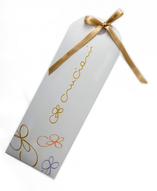 Darčekové balenie na náramky Cruciani
