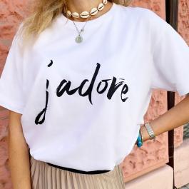 GOUPI - J ´adore tričko - 100 % bavlna