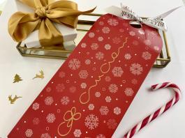 Vianočné darčekové balenie na náramky CRUCIANI