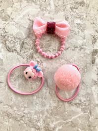 Gumičky KIDS - PINK
