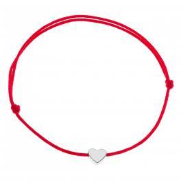 Červená šnúrka, Srdiečko striebro