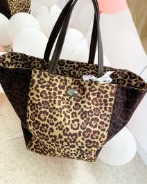 Shopper kabelka - BIG - leopard