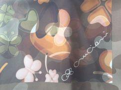 Hodvábna šatka CRUCIANI v darčekovom balení MIDI X10 - 45 x 45 cm