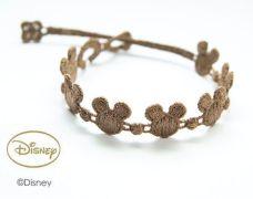 Náramok CRUCIANI Mickey Mouse telová chanel