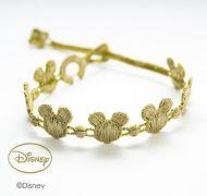 Náramok CRUCIANI Mickey Mouse zlato zelená