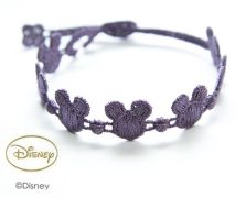 Náramok CRUCIANI Mickey Mouse levanduľová