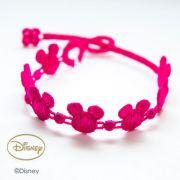 Náramok CRUCIANI Mickey Mouse ciklamenová
